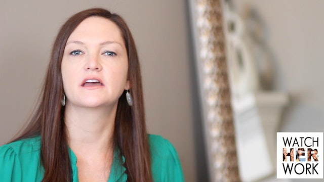 Entrepreneurship: When Is It Time For A Change, Lisa Pounds