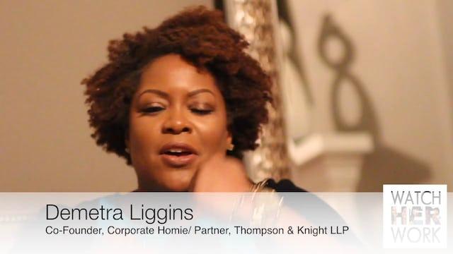 Compensation: Preparing For A Negotiation, Demetra Liggins