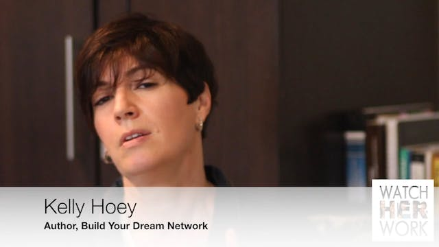 Networking: Be Amphibeous, Kelly Hoey