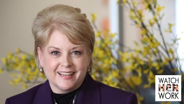 Career Advancement: Promotion, Bonnie Scherry