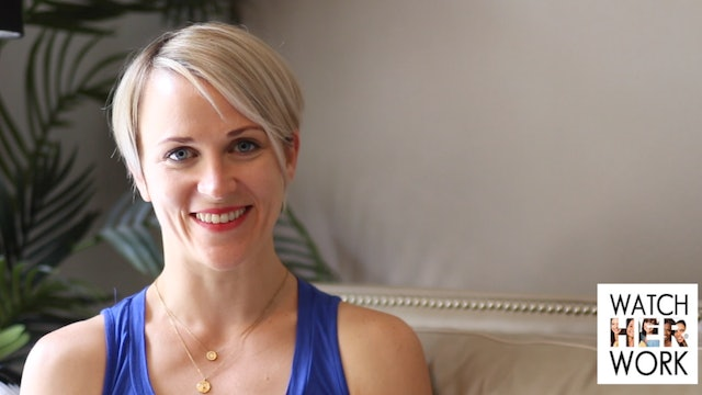 Entrepreneurship: Don't Be Afraid To Go Your Own Way, Courtney Wyckoff