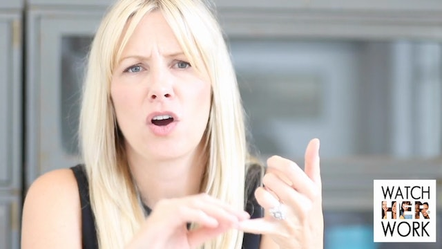 Entrepreneurship: Go After What You Want, Aimee Woodall