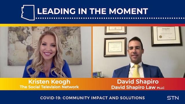 David Shapiro Law Leading in the Moment