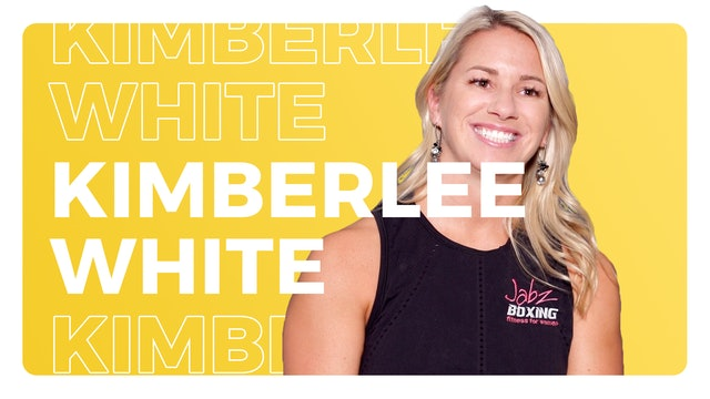 Kimberlee White, CEO + Co-Founder, Jabz Boxing