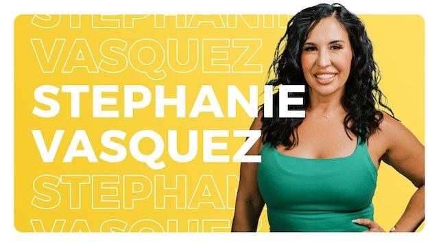 Stephanie Vasquez, Creator & Founder, Fair Trade Café