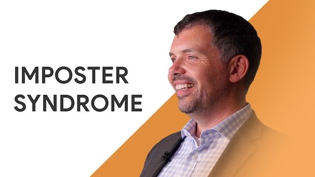 Imposter Syndrome: Chris Pace