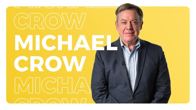 Michael Crow, President, Arizona Stat...