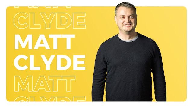 Matt Clyde, President + Founder, Ideas Collide