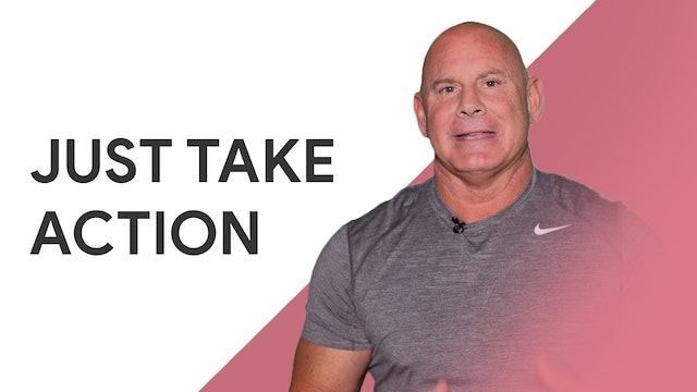 Just Take Action: Len Hayko