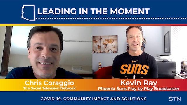 Phoenix Suns Broadcaster Kevin Ray on Upcoming Season