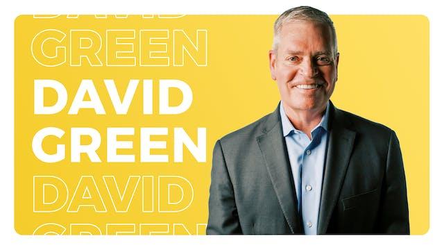 David Green, President + CEO, Vitalant