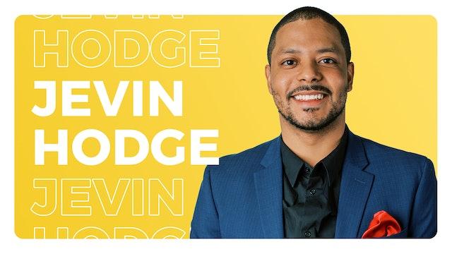 Jevin Hodge, Nonprofit Leader
