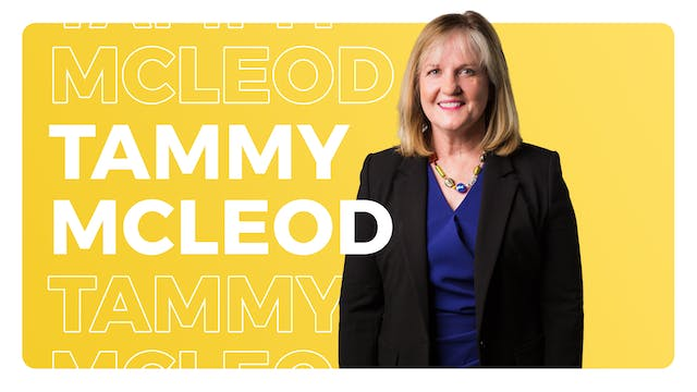Tammy McLeod, President + CEO, Flinn ...
