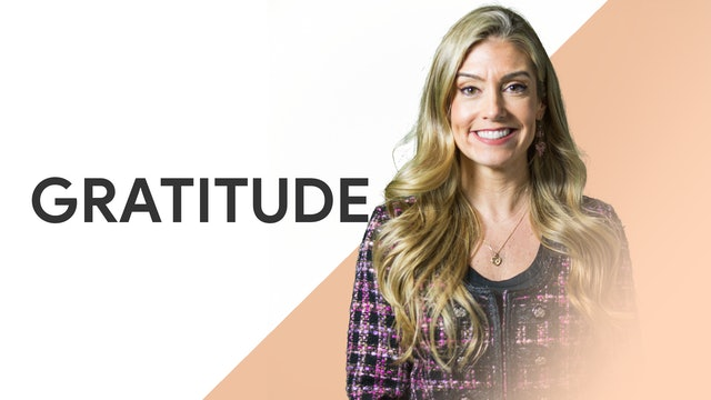 Gratitude: Malia Sperling