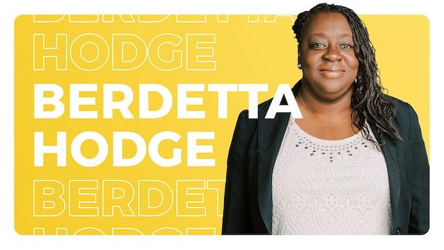 Berdetta Hodge, TUHSD Governing Board Member