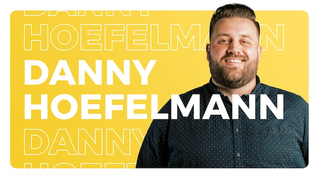 Danny Hoefelmann, CEO & Founder, The Good in Media
