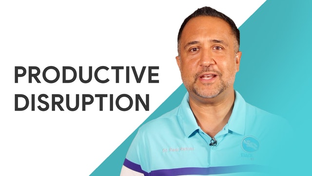 Productive Disruption: Dr. Radi Rahimi