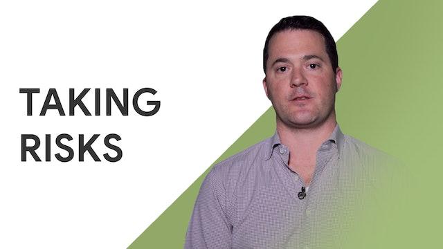 Taking Risks: Terry Switz