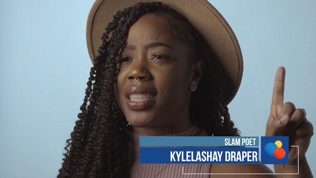 America the Beautiful by Kylelashay Draper, Slam Poet