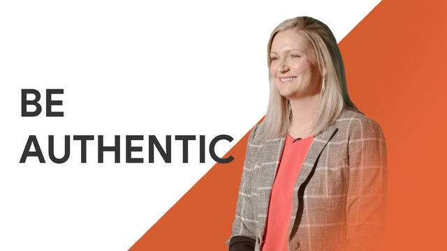 Be Authentic: Stephanie McCarty