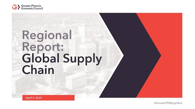 Regional Report: Global Supply Chain
