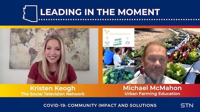 Building Community with Urban Farming Education