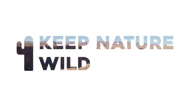 Keep Nature Wild: Sean Huntington