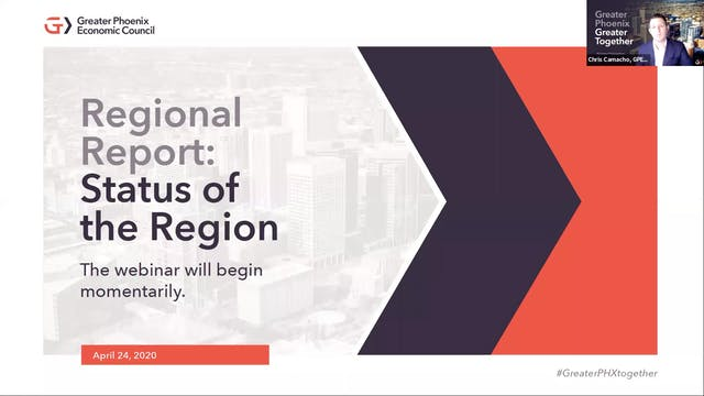 Regional Report: Status of the Region