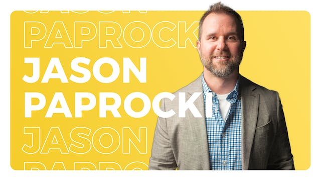 Jason Paprocki, COO, Arizona Federal ...