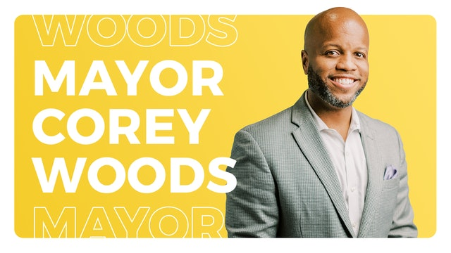 Corey Woods, Mayor of Tempe