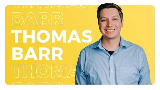 Thomas Barr, Vice President Business ...