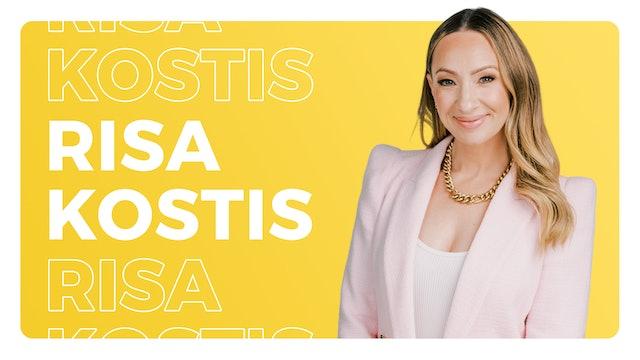 Risa Kostis, Style Expert & Entrepreneur
