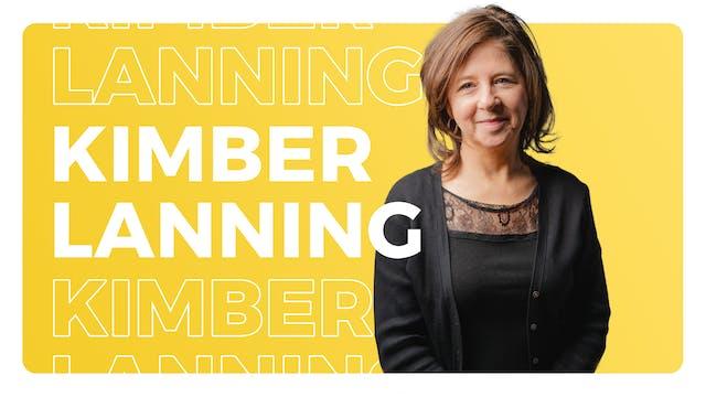 Kimber Lanning, Executive Director, L...