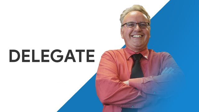 Delegate: Rex Albright