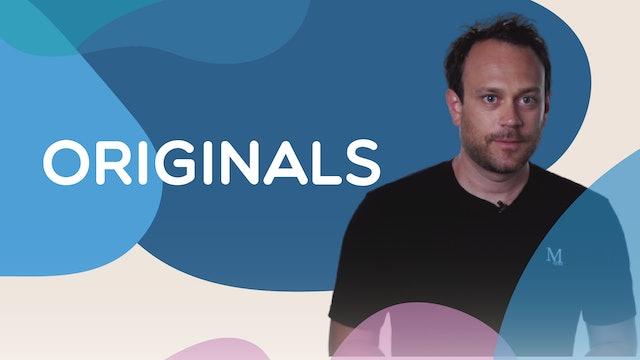 Originals: Michael Kehoe