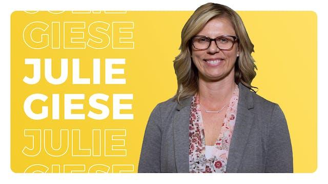 Julie Giese, President, ISM Raceway