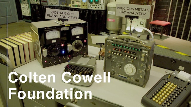 Leading in the Moment: Colten Cowell Foundation