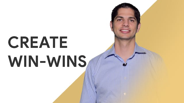Create Win-Wins: Dr. Albert Amini