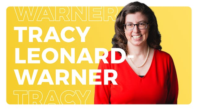 Tracy Leonard-Warner, Executive Direc...