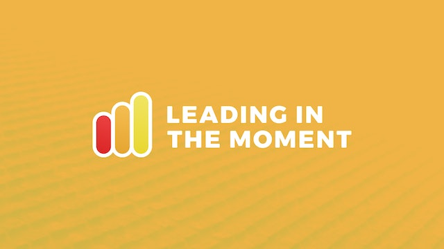 Leading in the Moment: Community Impact and Solutions