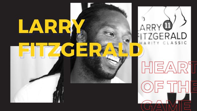 Larry Fitzgerald: First Down Fund