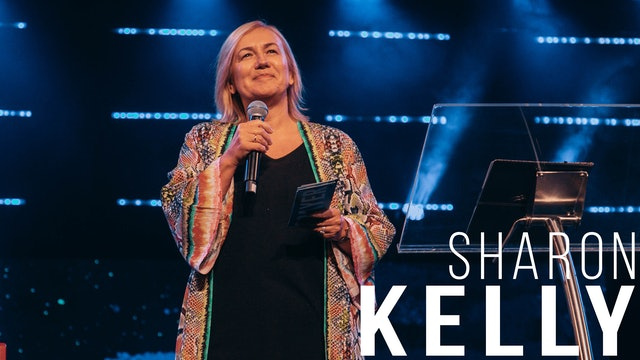 Sharon Kelly | Senior Pastor