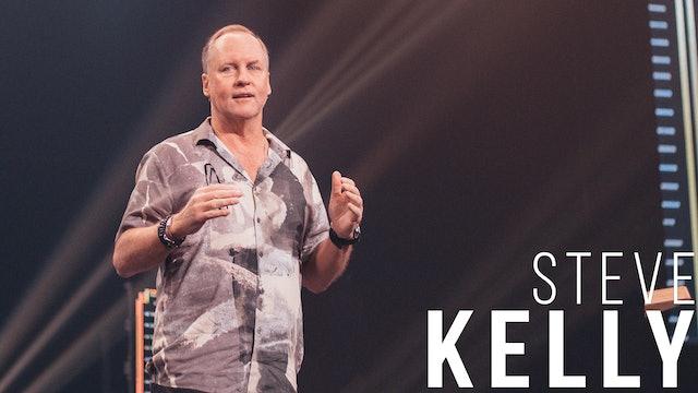 Steve Kelly   Senior Pastor