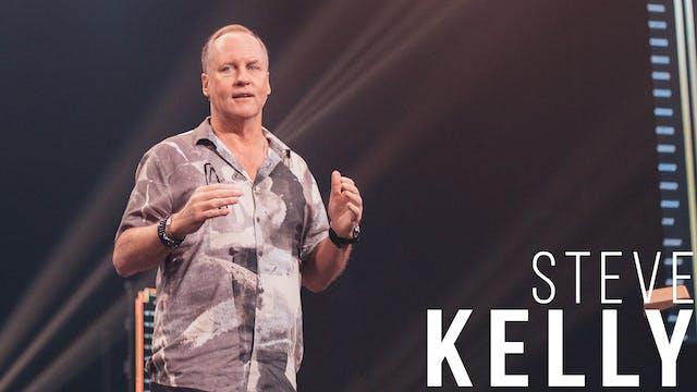 Steve Kelly | Senior Pastor