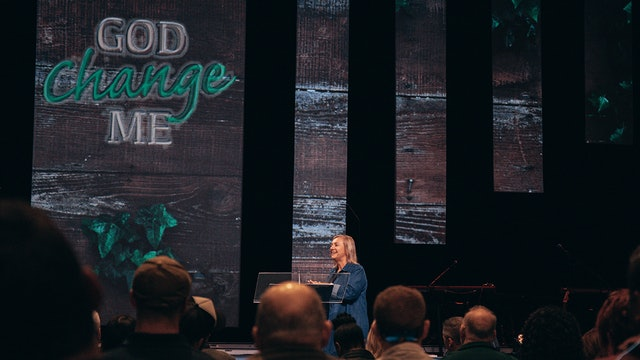 God Change Me | Sharon Kelly