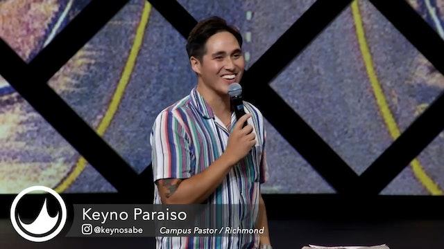 Keyno Paraiso || Campus Pastor Swap 2019
