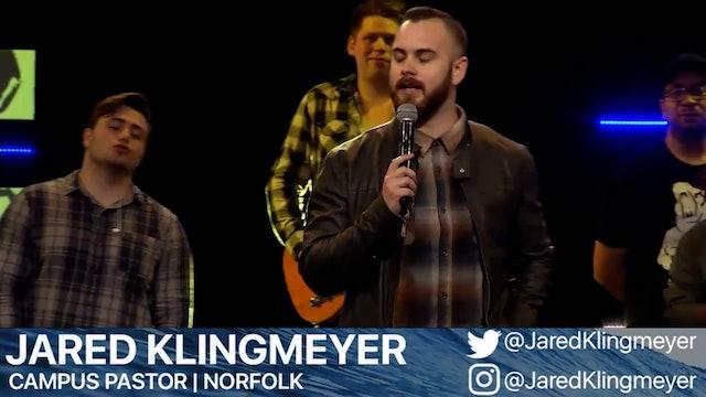 Jared Klingmeyer | There Goes The Neighborhood Part 1