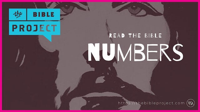 The book of Numbers Overview.
