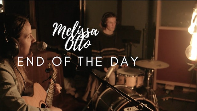 PSALTERLive: Mellisa Otto - End Of The Day