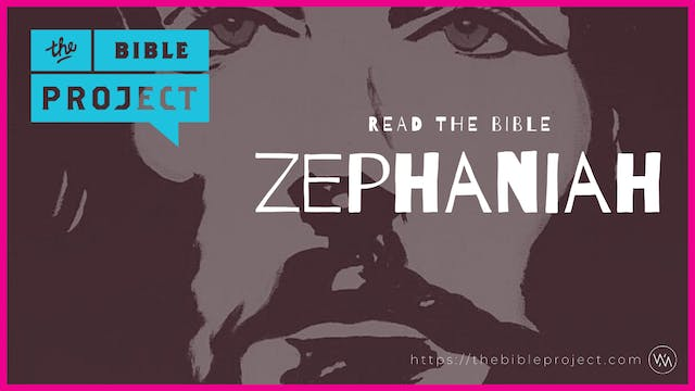The book of Zephaniah Overview.